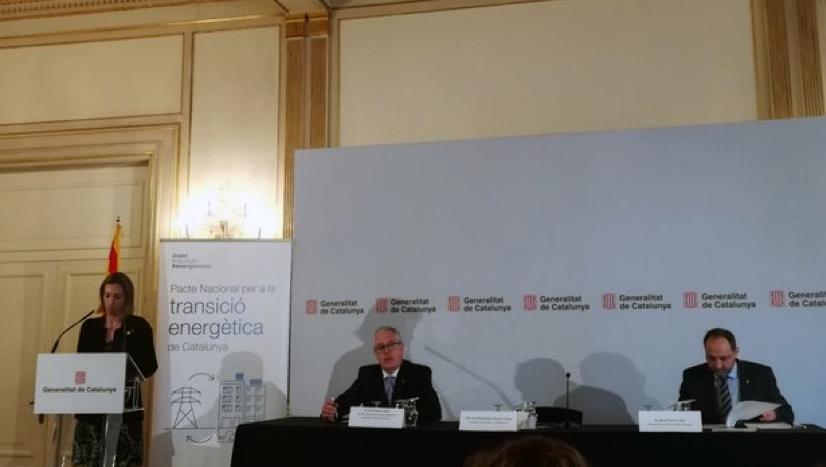 Pacte Nacional per a la Transició Energètica